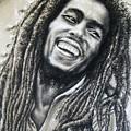 Bob Marley by Anastasis  Anastasi