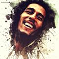 Bob Marley by Tim Wemple