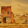 Bodie California by Kevin Heaney