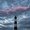 Bodie Island Sunset by Erika Fawcett