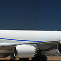 Boeing 747-8 N50217 At Phoenix-mesa Gateway Airport by Brian Lockett