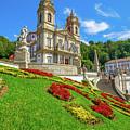 Bom Jesus Do Monte Braga by Benny Marty