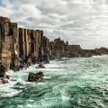 Bombo Headland Quarry At Kiama, Australia by Miroslav Liska