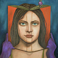 Book Of Secrets by Leah Saulnier The Painting Maniac