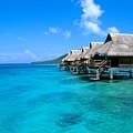 Bora Bora Lagoon Resort by Greg Vaughn - Printscapes