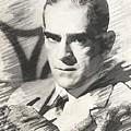 Boris Karloff, Vintage Actor by John Springfield