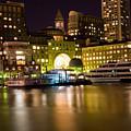 Boston Massachusetts by Anthony Totah