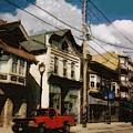 Brady Street Scene by Anita Burgermeister