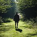 Bretzfelder Memorial Park - Bethlehem New Hampshire by Erin Paul Donovan
