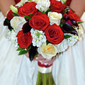 Bridal Bouquet by Perl Photography