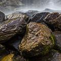 Bridal Veil Falls - Highlands, Nc by John MacLean