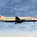 British Airways Boeing 737-436 by Smart Aviation