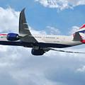 British Airways Boeing 787 Dreamliner by J Biggadike