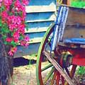 Broken Wagon by Donna Bentley