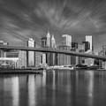 Brooklyn Bridge From Dumbo by Susan Candelario