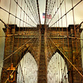 Brooklyn Bridge Twilight by Jessica Jenney
