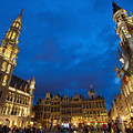 Brussels, Belgium by Axiom Photographic