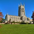 Bryn Athyn Cathedral Pennsylvania by David Zanzinger