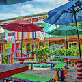 Bubble Room Restaurant - Captiva Island, Florida by Timothy Wildey
