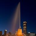 Buckingham Fountain Chicago by Steve Gadomski