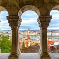 Budapest - Hungary by Luciano Mortula