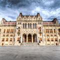 Budapest Parliament by David Pyatt