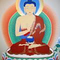 Buddha Kashyapa by Sergey Noskov