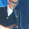 Buddy Holly by Bryan Bustard