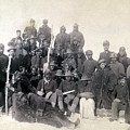 Buffalo Soldiers Of The 25th Infantry by Everett