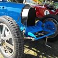 Bugatti Racer by Neil Zimmerman