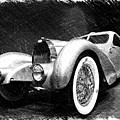 Bugatti Type 57 Aerolithe by Dick Goodman