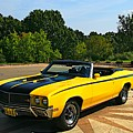 Buick Gsx by Robert Pearson
