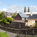 Buildings In A Town, Mullingar, County by Panoramic Images