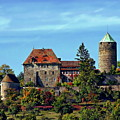 Burg Colmberg by Anthony Dezenzio
