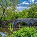 Burnside Bridge, Antietam by Lori Coleman