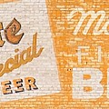 Butte Special Beer Ghost Sign by Dutch Bieber