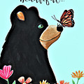 Butterfly Kisses by Elizabeth Robinette Tyndall
