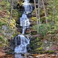 Buttermilk Falls by Paul Fell