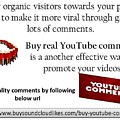 Buy Youtube Comments by Sandra