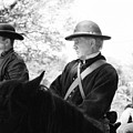 C S A  Co. H 4th Virginia Cavalry Black Horse Troop 150th Anniversary Of The Civil War Warrenton Va. by Jonathan Whichard