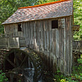 Cable Grist Mill by Fred Stearns