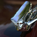 Cadillac - 1949 Hood Ornament by Yvonne Wright