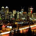 Calgary Skyline by John McArthur
