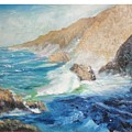 California Coast  by Hal Newhouser