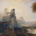 Caligula's Palace And Bridge by JMW Turner