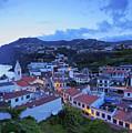 Camara De Lobos, Madeira by Karol Kozlowski
