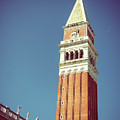 Campanile In Venice by Jaroslav Frank