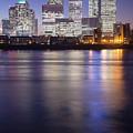 Canary Wharf London  by Mariusz Czajkowski