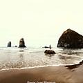 Canon Beach by Brandon Larson