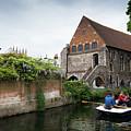 Canterbury City, Kent Uk by Michalakis Ppalis